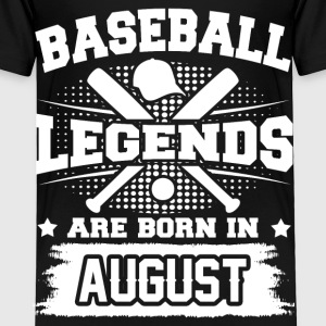 legends august 3b.png Baby & Toddler Shirts - Toddler Premium T-Shirt