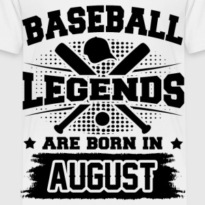 legends august 3a.png Baby & Toddler Shirts - Toddler Premium T-Shirt