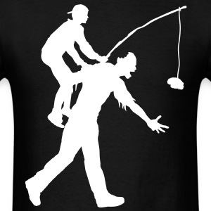 Zombie Bait - Zombie T-Shirt - Spreadshirt  - Men's T-Shirt