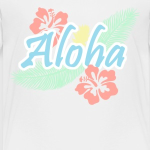 Aloha Baby & Toddler Shirts - Toddler Premium T-Shirt