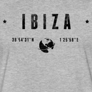 Ibiza T-Shirts - Fitted Cotton/Poly T-Shirt by Next Level