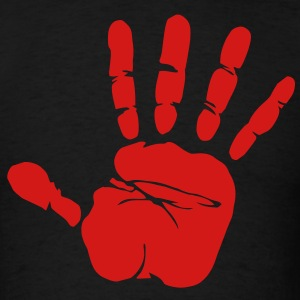 Handprint T-Shirts - Men's T-Shirt
