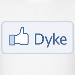 Facebook - Dyke T-Shirts - Men's T-Shirt