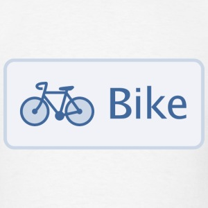 Facebook - Bike T-Shirts - Men's T-Shirt