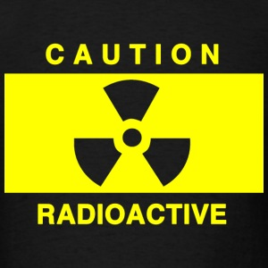 Caoutions Radioactive T-Shirts - Men's T-Shirt