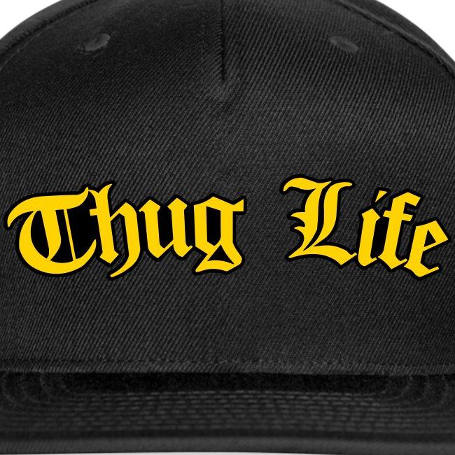 da465341c New Thug Life Snapback | Snap-back Baseball Cap