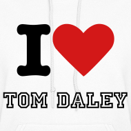 Design ~ Tom Daley Hoodie