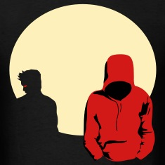 Little Red Riding Hood - Sterek T-Shirts