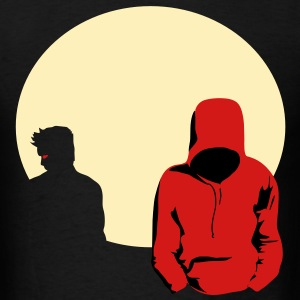 Little Red Riding Hood - Sterek T-Shirts - Men's T-Shirt