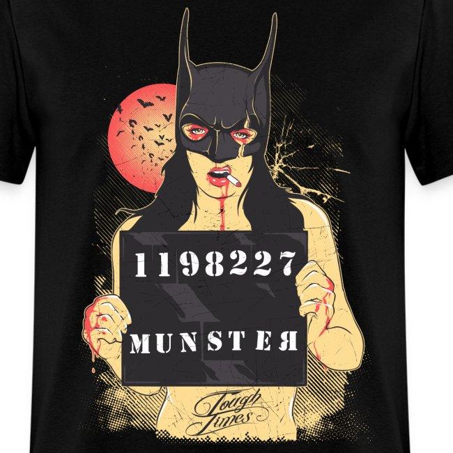 Tough Times Bat Mask T-shirt