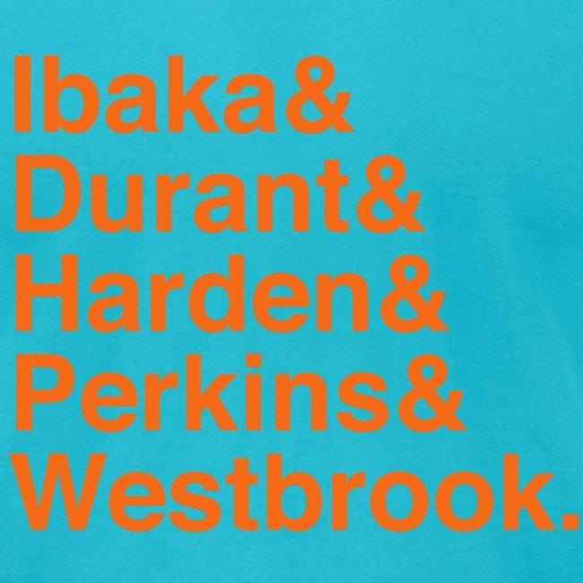 Oklahoma City Thunder 12-13