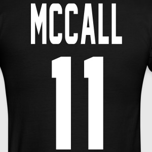 McCall 11 front T-Shirts - Men's Ringer T-Shirt