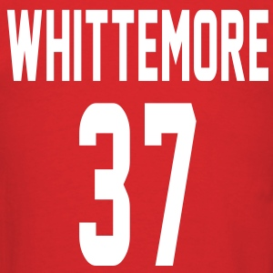 Whittemore 37 back T-Shirts - Men's T-Shirt