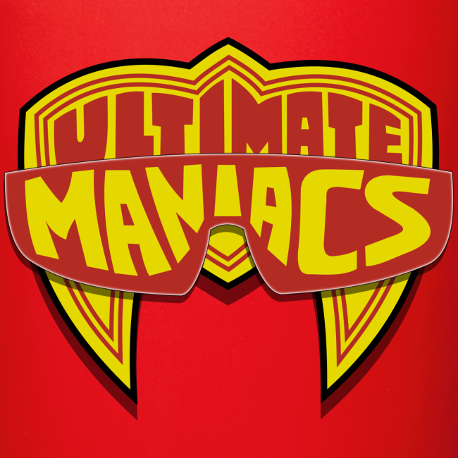 Ultimate Warrior Ultimate Maniacs Coffee Mug