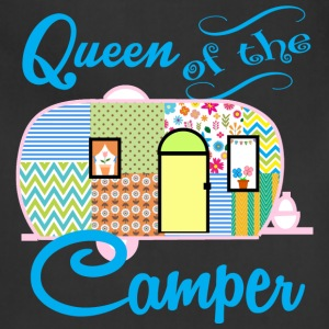 Queen of the Camper - Adjustable Apron