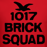 Design ~ 1017 Brick Squad Crewneck