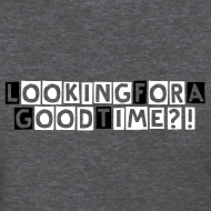 Design ~ Looking for a good time?