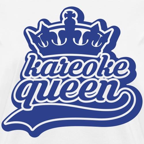 Kareoke Queen Design 2