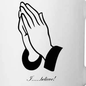 Prayer: I believe! Gift - Coffee/Tea Mug