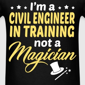 Civil Engineer in Training - Men's T-Shirt