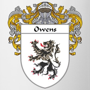 Owens Coat of Arms/Family Crest - Coffee/Tea Mug