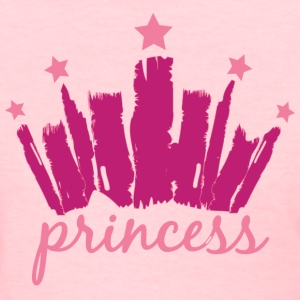 Princess Crown Women's T-Shirts - Women's T-Shirt