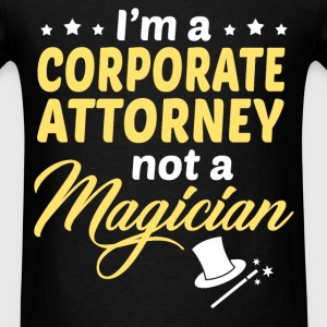 Corporate Attorney - Men's T-Shirt