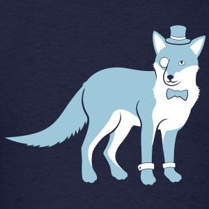Sir Fox - Men's T-Shirt