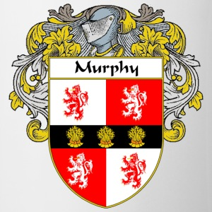 Murphy Coat of Arms/Family Crest - Coffee/Tea Mug