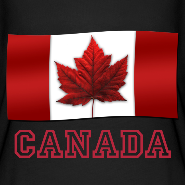 Women's Canada T-shirt Canada Flag Shirts Canada Souvenir Lady's Shirts