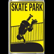 Design ~ RollerDerbySkatePark Sport Bottle