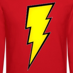 Lightning Bolt. Long Sleeve Shirts