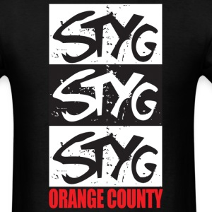 stick to your gun, orange county - Men's T-Shirt