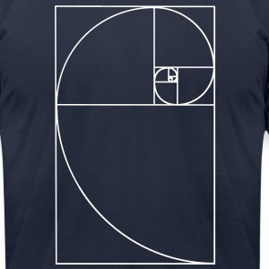phigraph T-Shirts - Men's T-Shirt by American Apparel