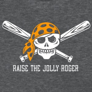 Raise the Jolly Roger - Women's T-Shirt