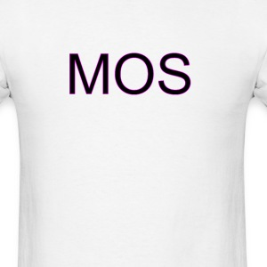 MOS MOM OVER SHOULDER T-Shirts - Men's T-Shirt