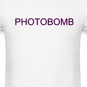 photobomb SLANG TEE T-Shirts - Men's T-Shirt
