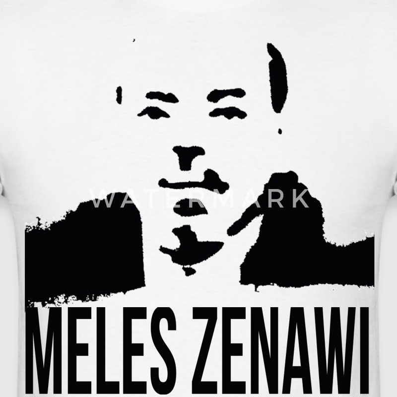 Meles Zenawi - Men's T-Shirt