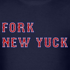 Fork New Yuck T-Shirts