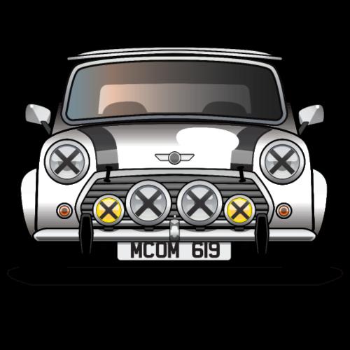 British 1300 Rally Transparent
