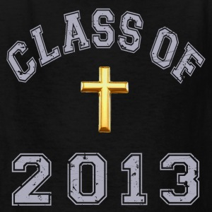 Class Of 2013 Christian - Kids' T-Shirt