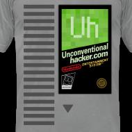 Design ~ Nes Cartridge Shirt