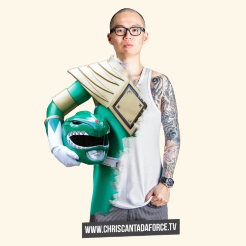 Green Ranger Chris