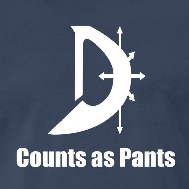 Mark of Dave:  Counts as Pants