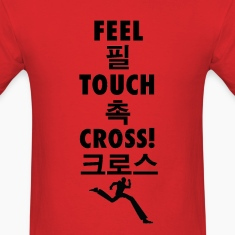Feel Touch Cross!! T-Shirts