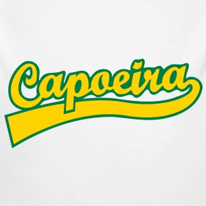 capoeira outline Baby & Toddler Shirts - Long Sleeve Baby Bodysuit