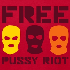 Free Pussy Riot T-Shirts