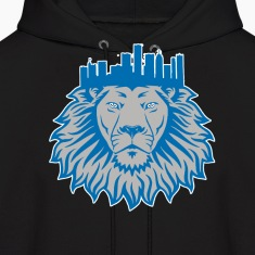 Detroit Crown Hoodies