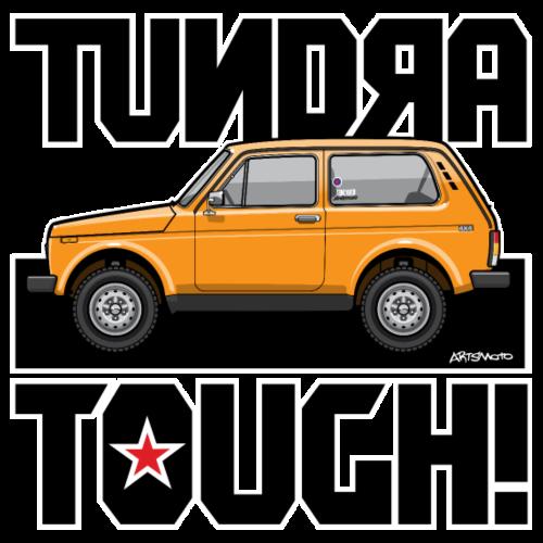 4x4 Niva Tundra Tough!