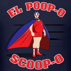 El Poop-O Scoop-O T-Shirts